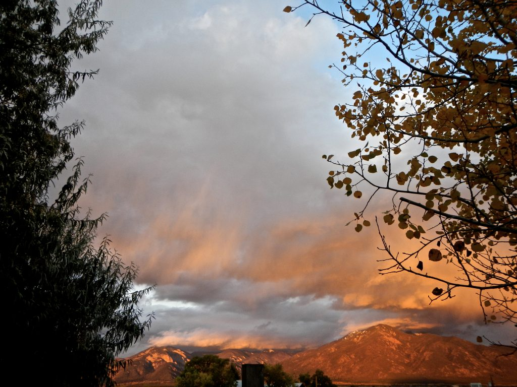 Pueblo Peak, Taos, New Mexico